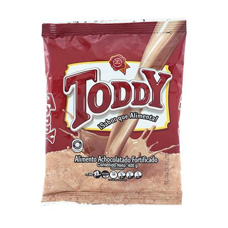 Imagen de Bebida Achocolatada Toddy 400 Gr.