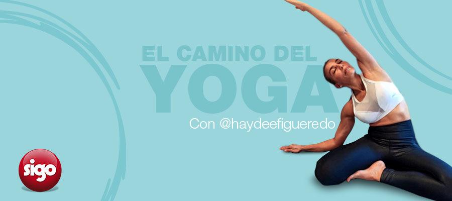 El camino del Yoga con Haydeé Figueredo.