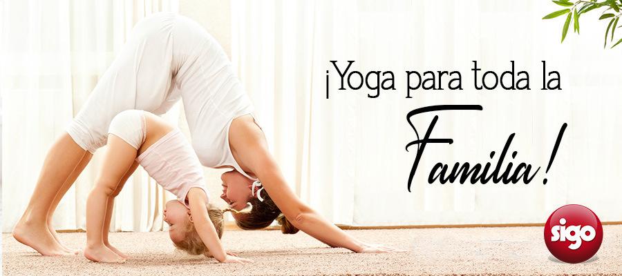 Yoga para toda la familia